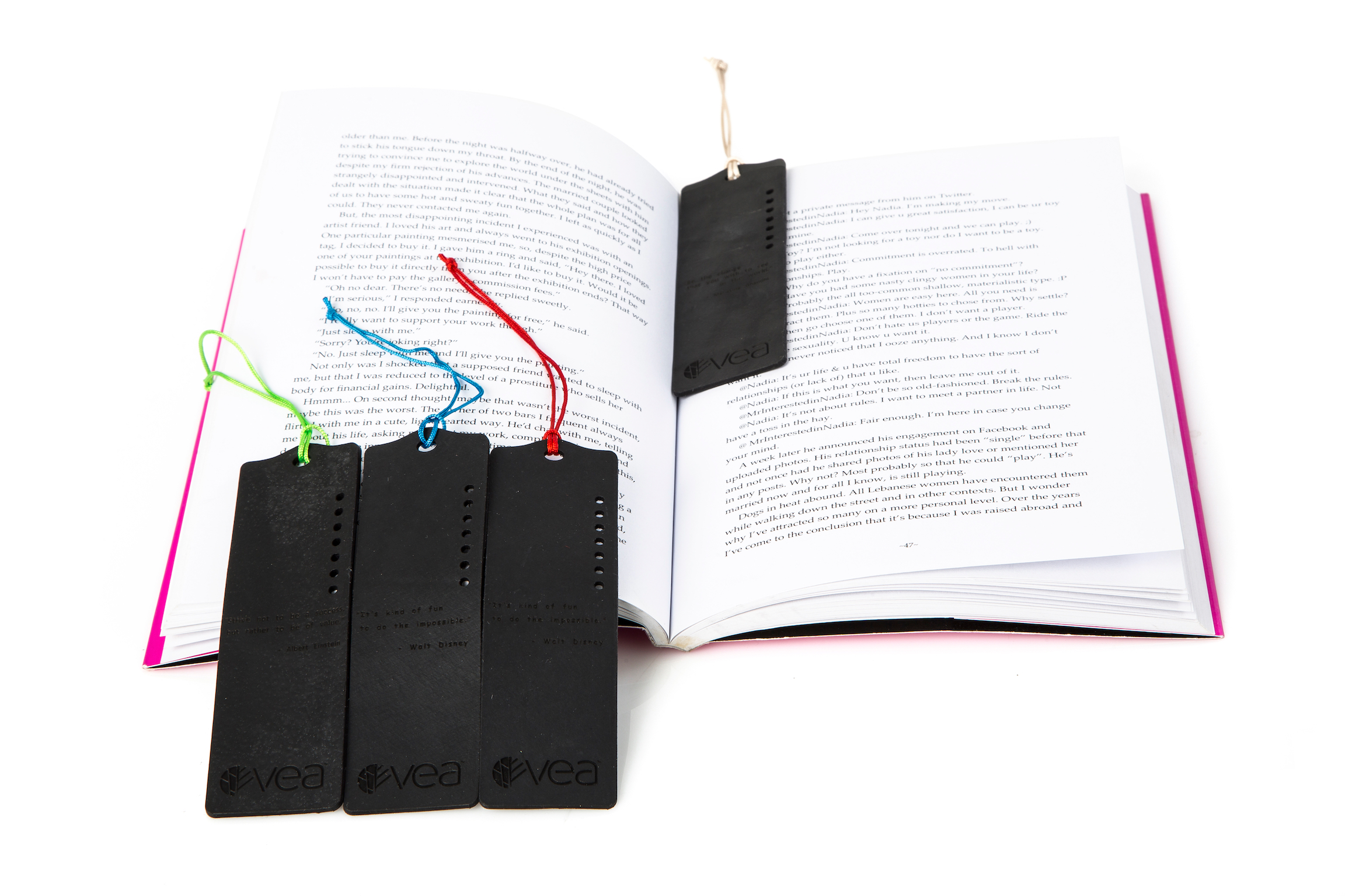 Vea Bookmark